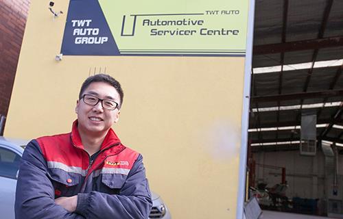 TWT Auto Group image