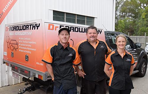 Dr Roadworthy Mobile & Workshop image