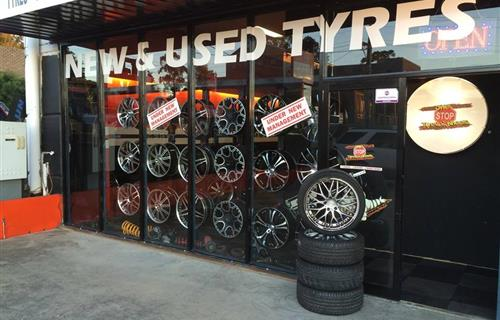 One Stop Tyres image