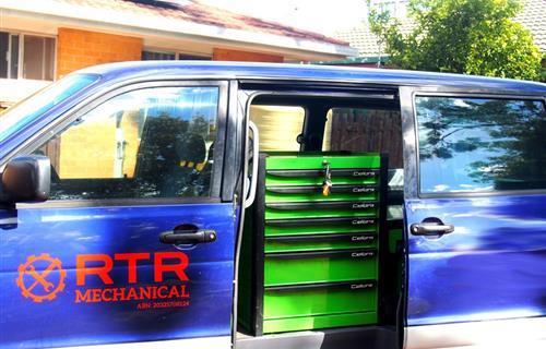 RTR Mechanical image