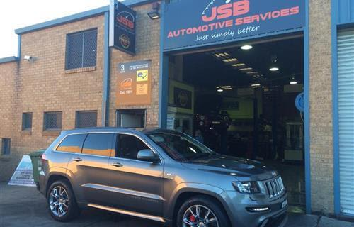 JSB Automotive Services image