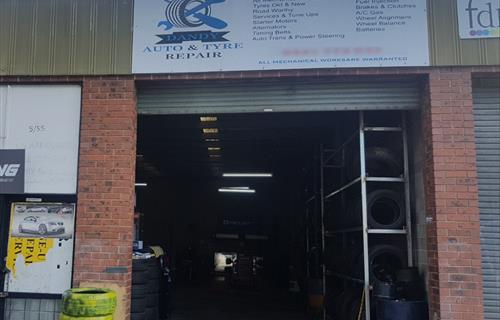Dandy Auto and Tyre Repair image