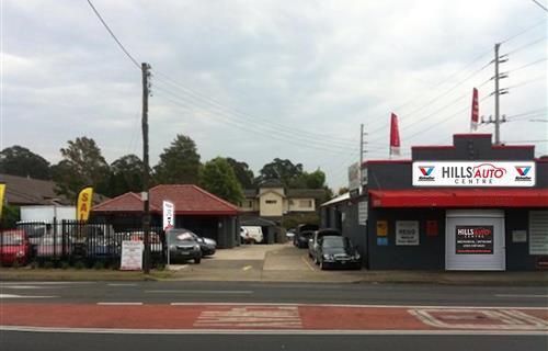Hills Auto Centre image