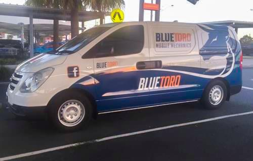 Blue Toro Mobile Mechanic Caloundra image