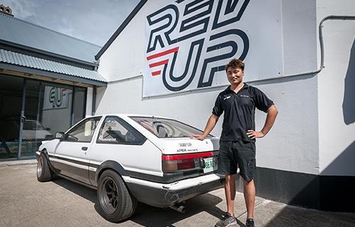 RevUp Garage image