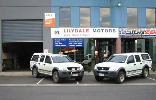 Lilydale Motors image