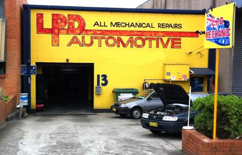 LPD Automotive image
