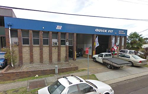 Quick Fit Motor Services image