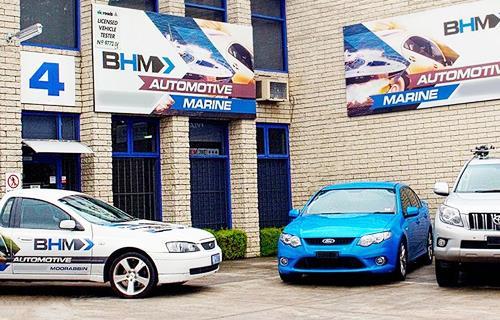 BHM Automotive image