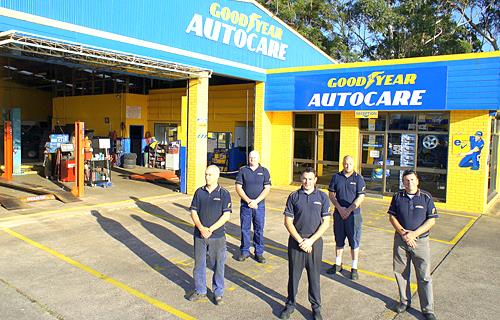 Goodyear Autocare Coffs Harbour image