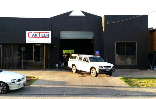 Car Tech Steering & Suspension Pty Ltd image