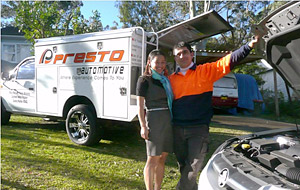 Presto Automotive Mobile Mechanic image