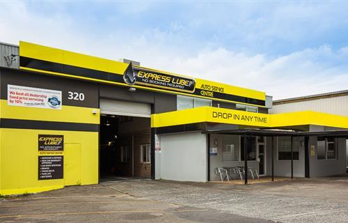 Express Lube West Gosford image