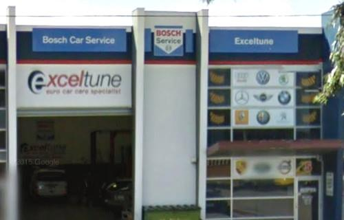 Exceltune Euro Car Care Specialists image