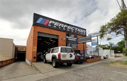 Perfection Automotive image