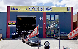 Newlands Tyres & Service Centre image