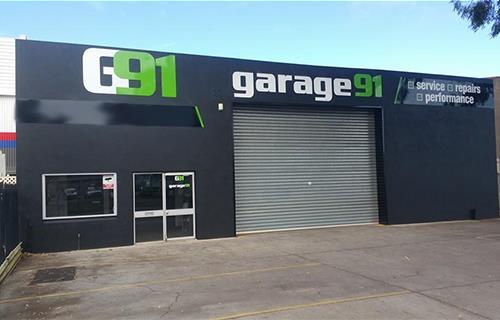 Garage 91 image