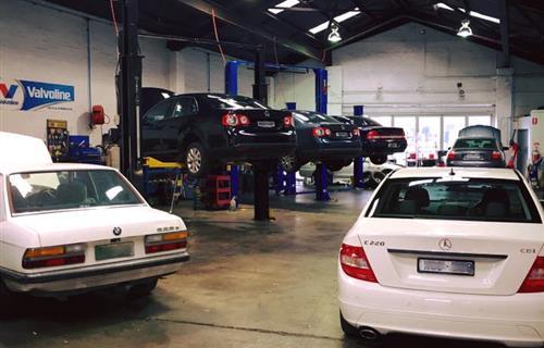 LineaRossa Auto Service Centre image