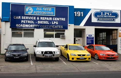 All Care Automotive image