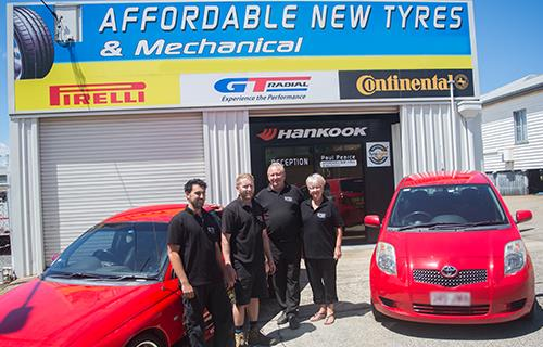 Affordable New Tyre and Mechanical image