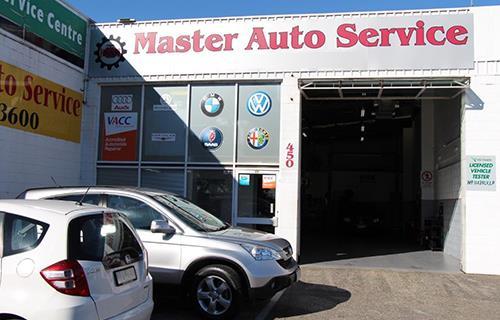 Master Auto Service image