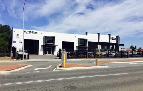 Motorsport Service Centre image