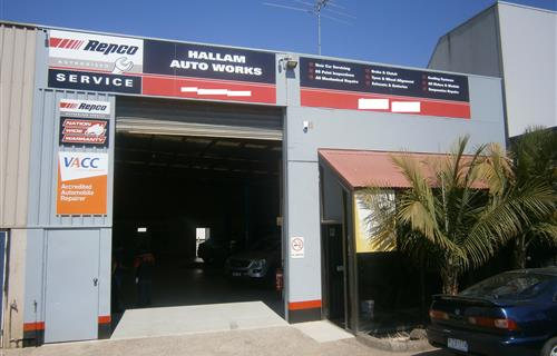 Repco Authorised Service  Hallam Auto Works image
