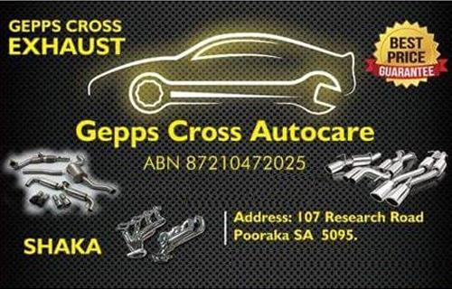 Gepps Cross Exhaust & Autocare image
