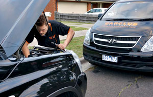Car Club Mobile Mechanic image