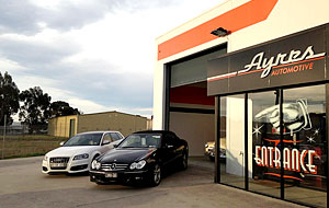 Ayres Automotive image