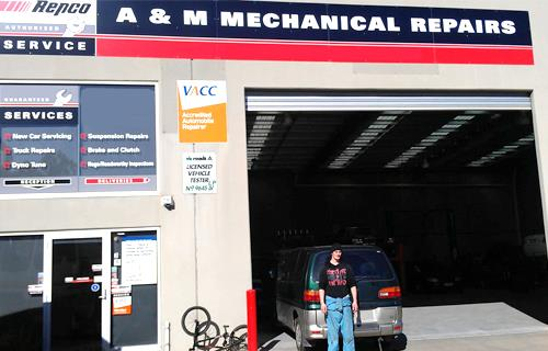 A&M Mechanical Repairs image