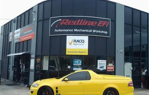 Redline EFI & Mechanical image