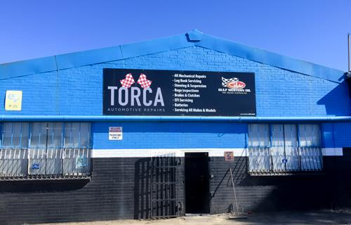 TORCA Automotive image