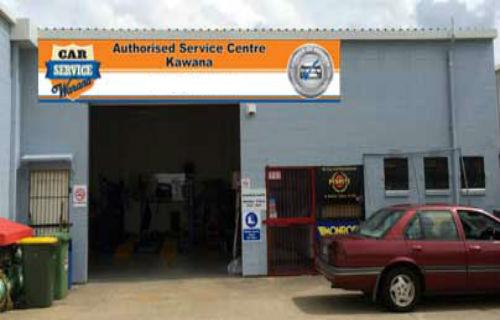 Authorised Service Centre Kawana image