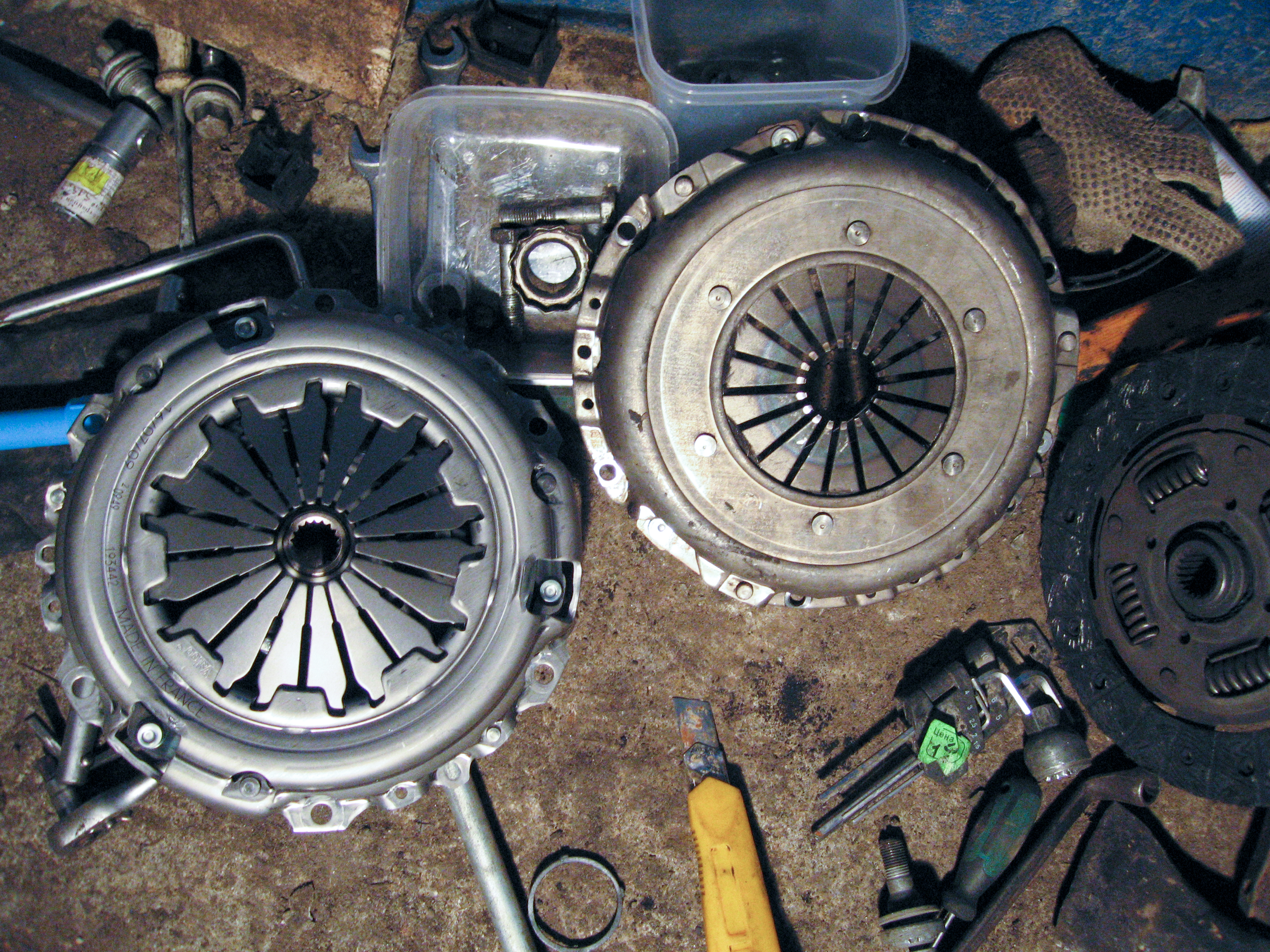 Clutch inspection, repair and replacement Cost | AutoGuru