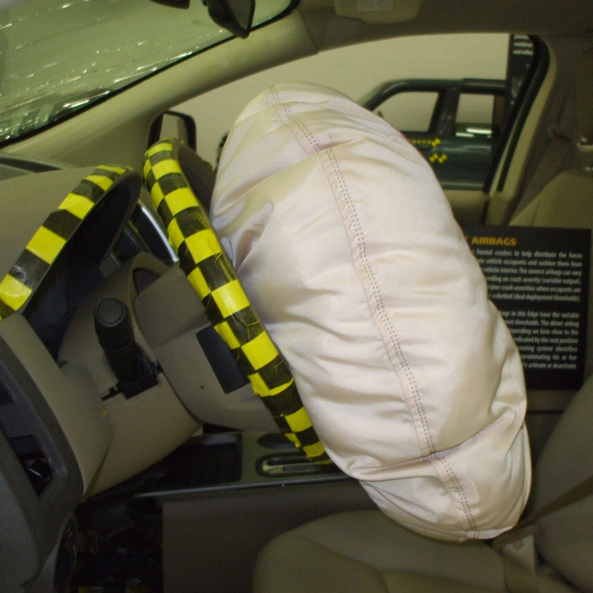 Airbag warning light is on inspection | AutoGuru