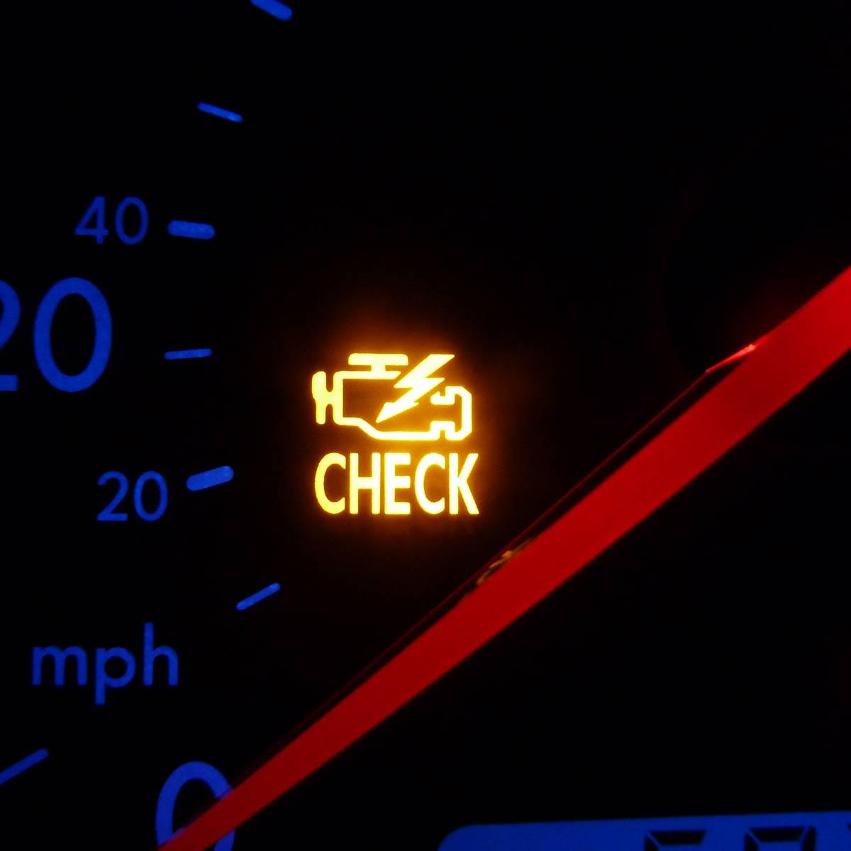 Sr20det Check Engine Light: Check Engine Light Is On Inspection