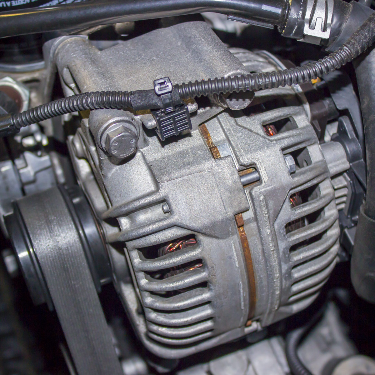 How Much To Replace Alternator >> Alternator Replacement