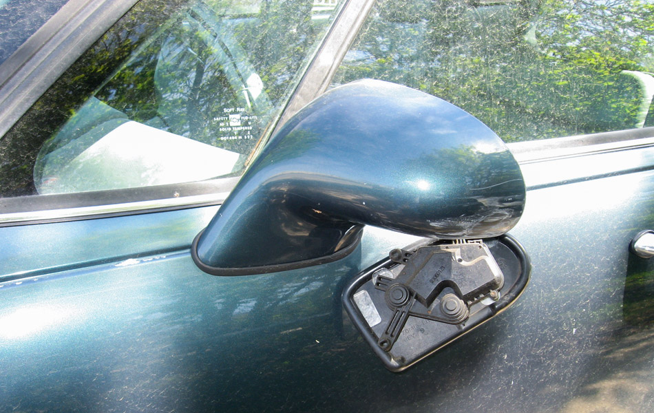 side mirror replacement costs repairs autoguru. Black Bedroom Furniture Sets. Home Design Ideas