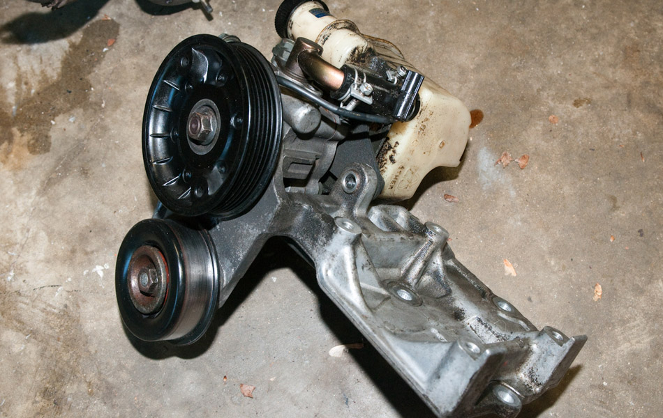 How Much Is A Power Steering Pump >> Power Steering Pump Replacement