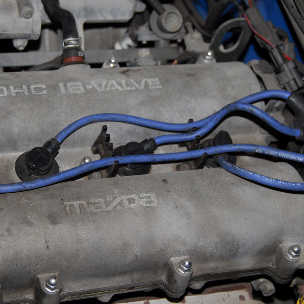 Spark Plug Cable Replacement Costs Repairs Autoguru Ac Wiring Mazda Parts