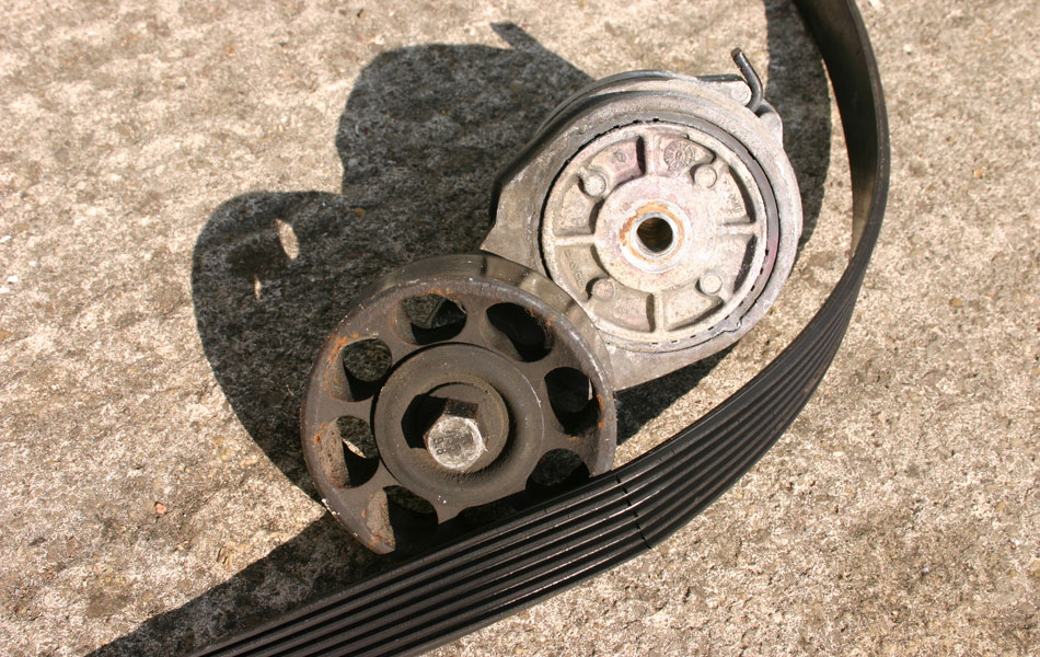 Drive Belt Tensioner Replacement Cost