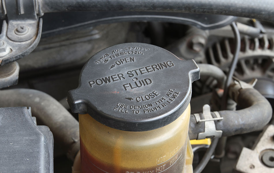 Power Steering Fluid Replacement Cost