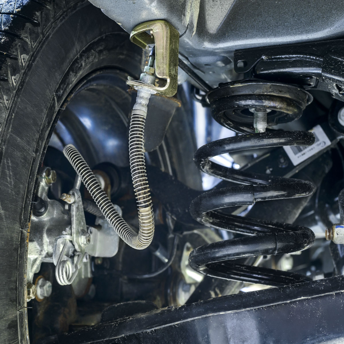 Front Strut Replacement Cost >> Suspension Spring Replacement