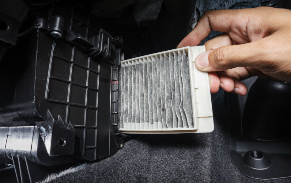 Cabin Filter Replacement Cost