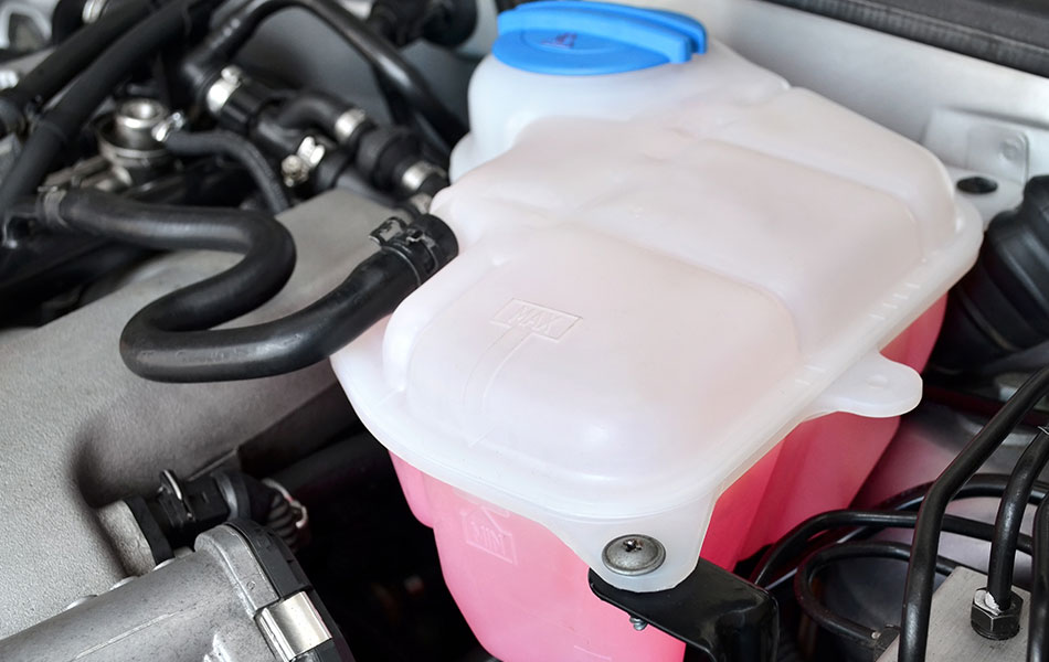 Coolant Reservoir Replacement Cost