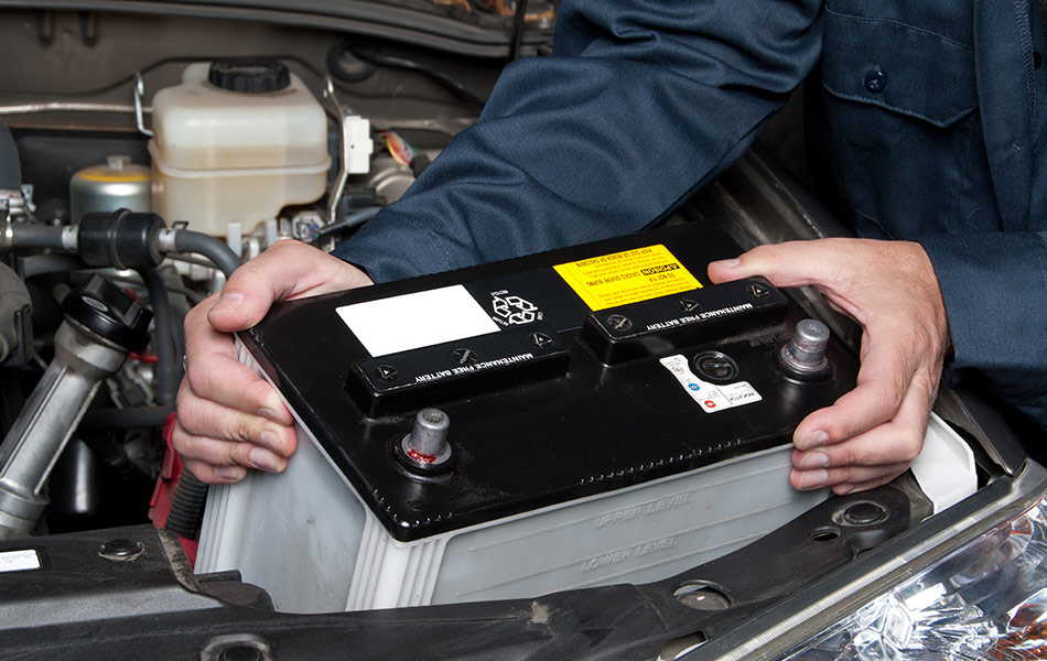 Battery Is Flat Inspection Costs