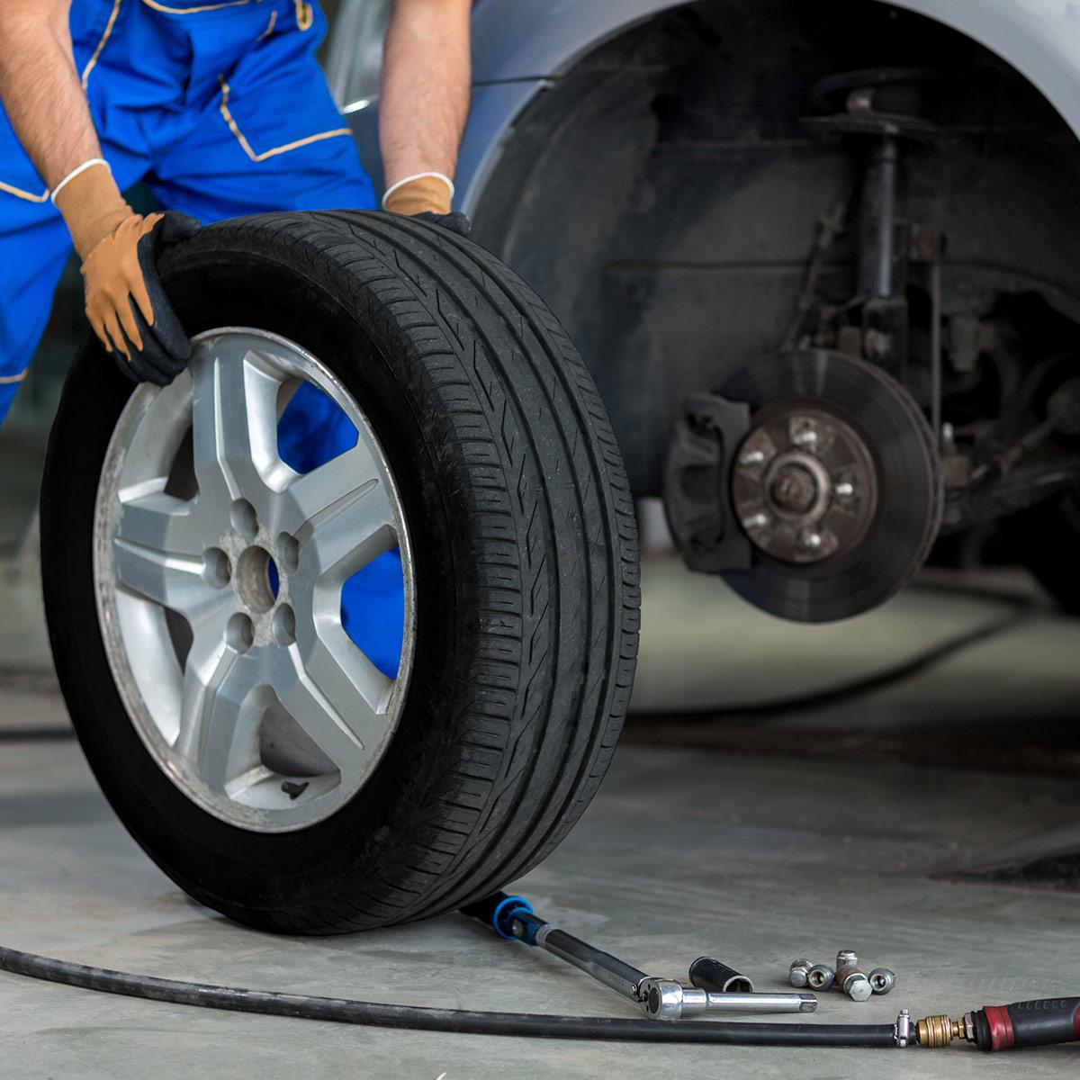 Tyre Rotation Costs Repairs Autoguru