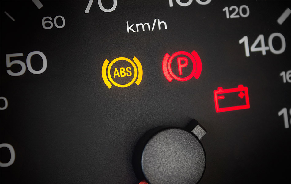 ABS Warning Light Inspection