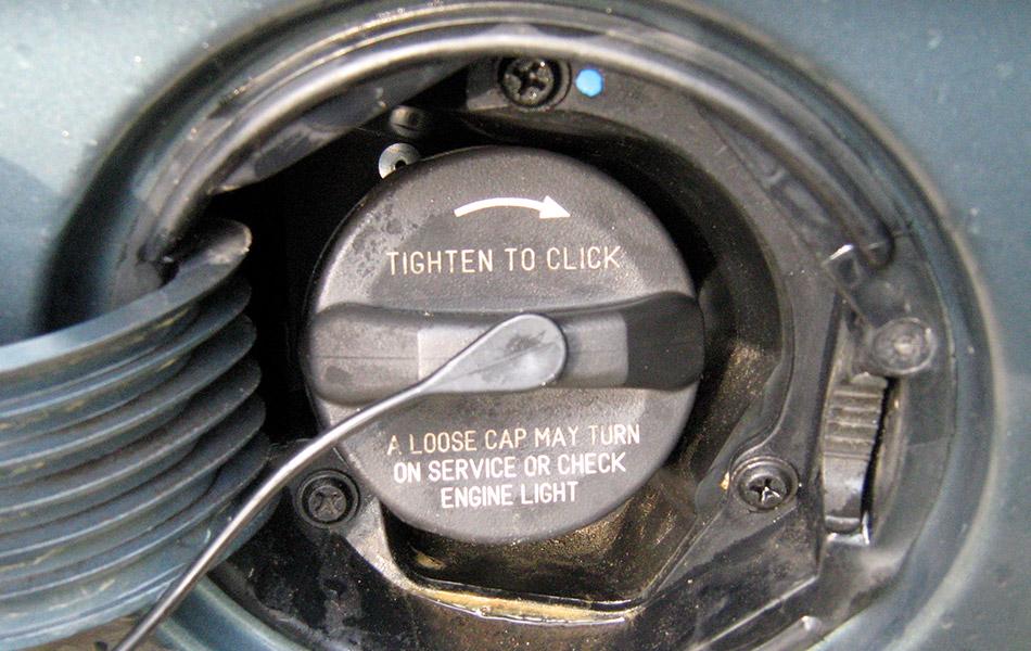 Fuel cap replacement